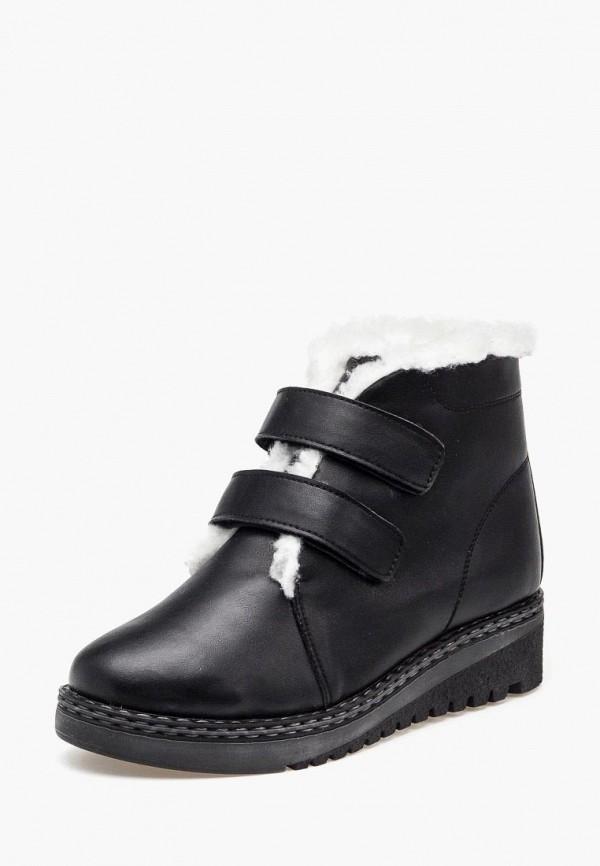Купить Ботинки Tops, mp002xw1aymd, черный, Осень-зима 2017/2018