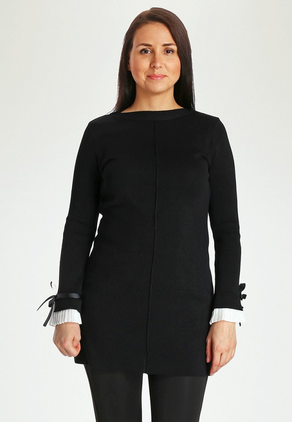 Купить Туника Marissimo, mp002xw1azff, черный, Осень-зима 2017/2018