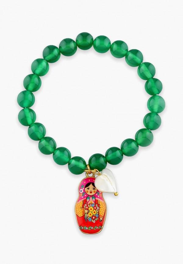 Браслет Anna Slavutina Anna Slavutina MP002XW1B1YJ блуза anushka by anna pavlova цвет зеленый