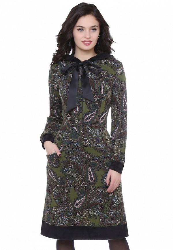 женское платье olivegrey, хаки