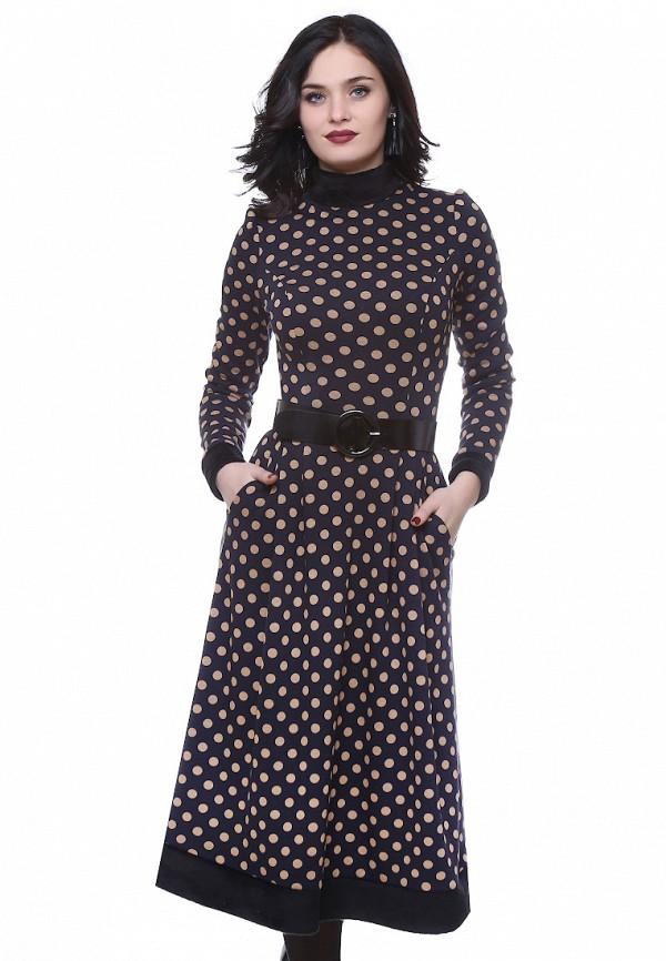 Платье Olivegrey Olivegrey MP002XW1B2IV платье vonflaibach цвет синий