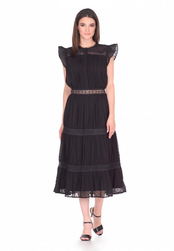 Купить Платье Cavo, MP002XW1B367, черный, Осень-зима 2017/2018