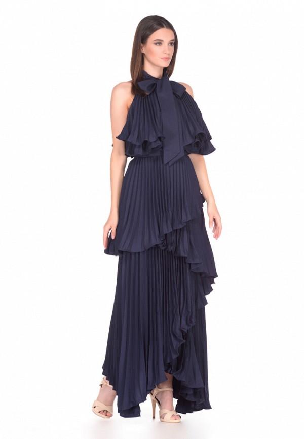 Купить Платье Cavo, mp002xw1b369, синий, Осень-зима 2017/2018