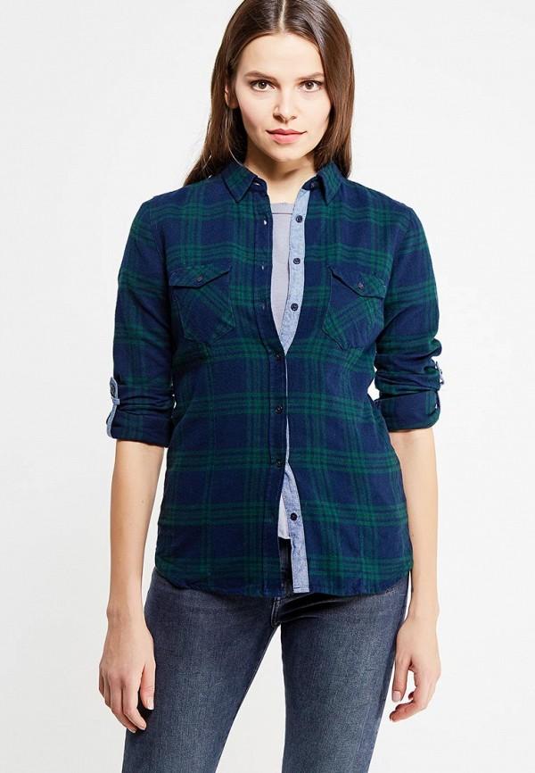 Купить Рубашка Colin's, MP002XW1B391, синий, Осень-зима 2017/2018