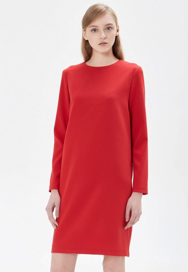 женское платье base forms, красное