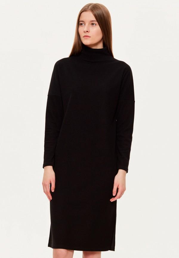 женское платье base forms, черное