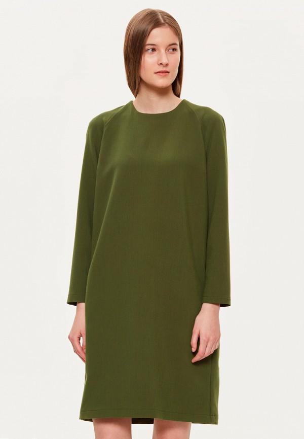 женское вечерние платье base forms, зеленое