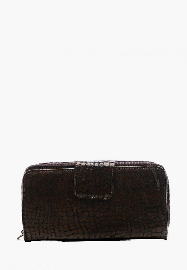 женский кошелёк d.angeny, коричневый