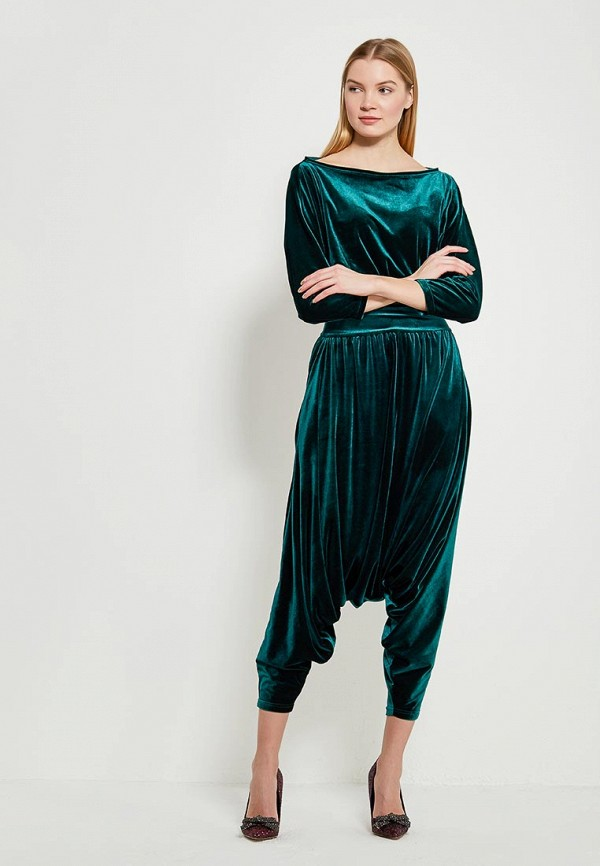 Купить Комбинезон Monosuit, SOLYRIS, mp002xw1b3tk, зеленый, Весна-лето 2018