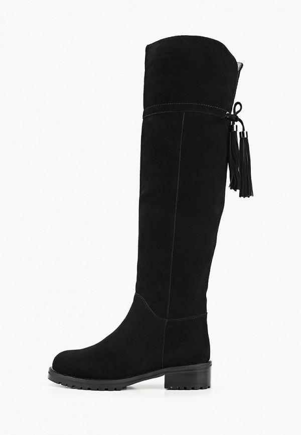 женские сапоги graciana, черные