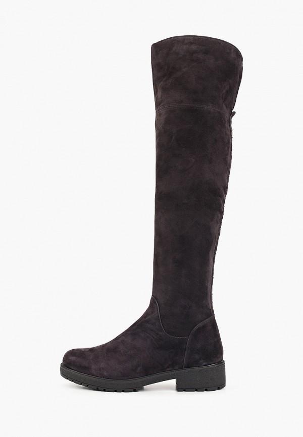 женские ботфорты graciana, серые