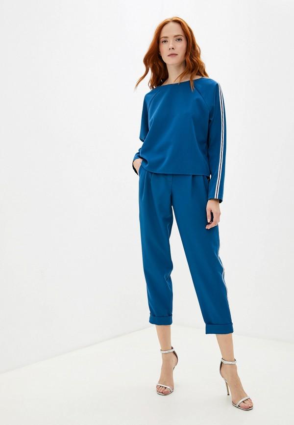 женский костюм adzhedo, синий