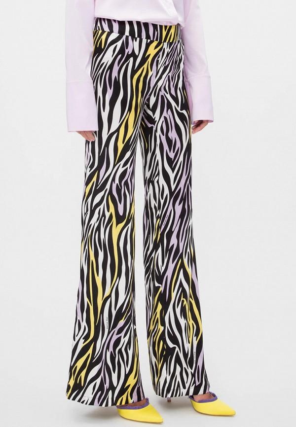 женские повседневные брюки dafna may, разноцветные