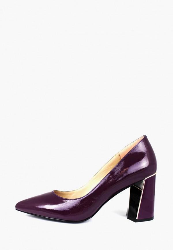 женские туфли blizzarini, фиолетовые