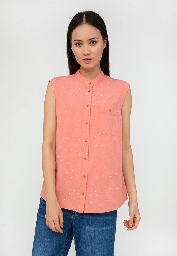 Блуза Finn Flare розового цвета