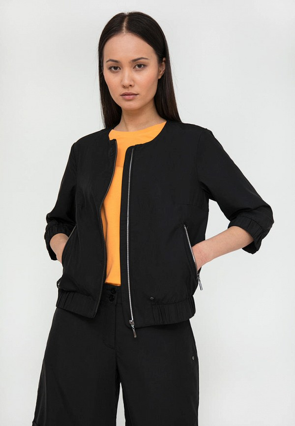 Куртка Finn Flare черного цвета