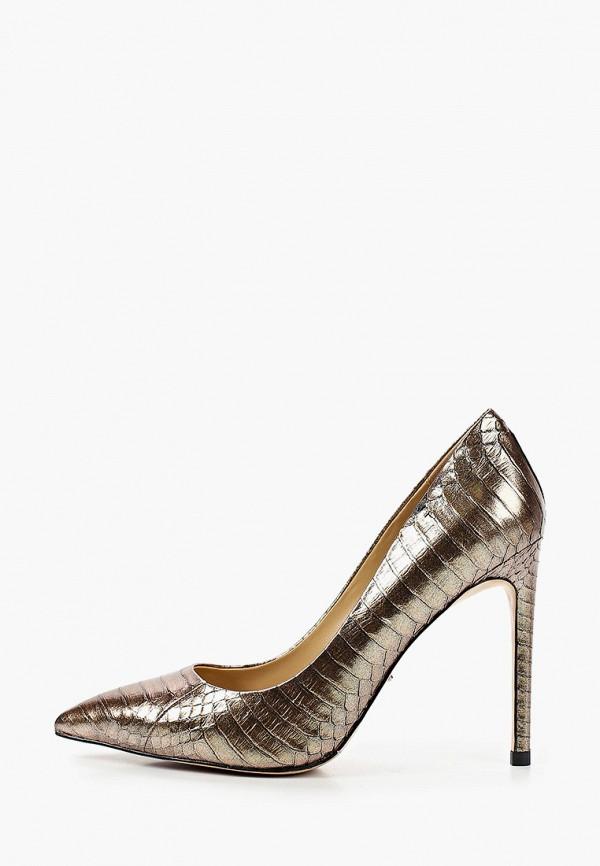 женские туфли-лодочки vitacci, золотые