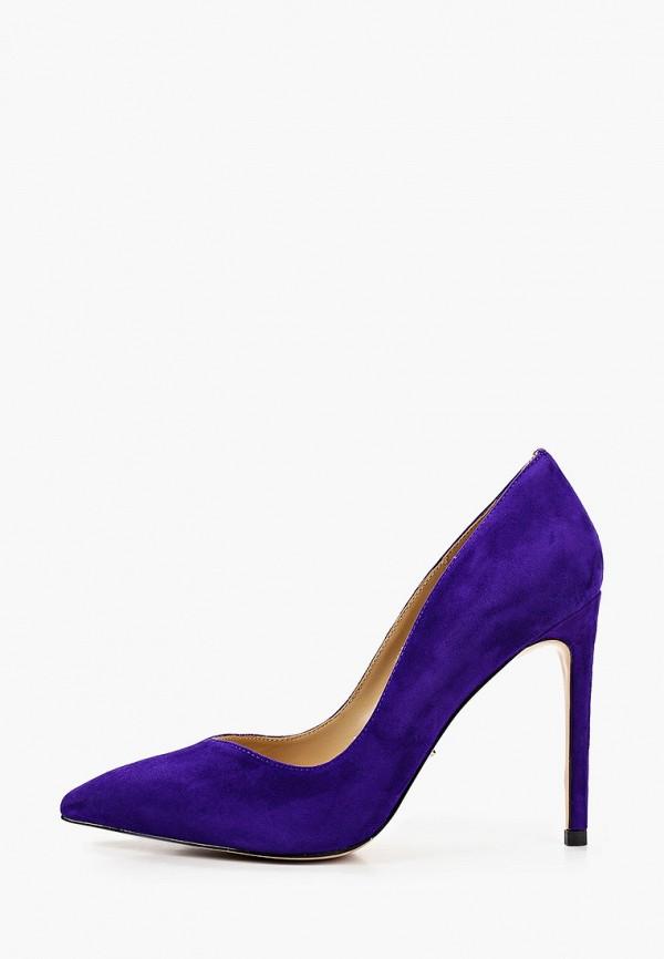 женские туфли-лодочки vitacci, фиолетовые