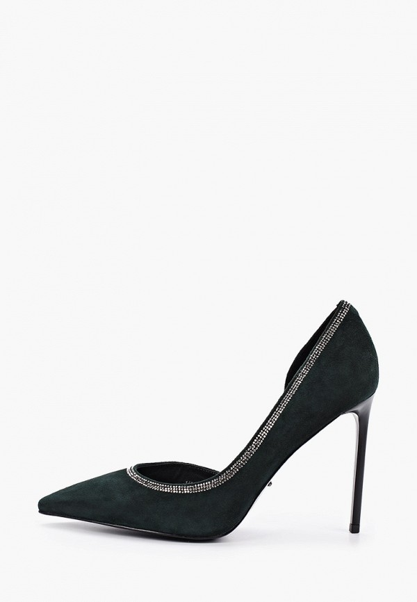 Туфли Vitacci зеленого цвета