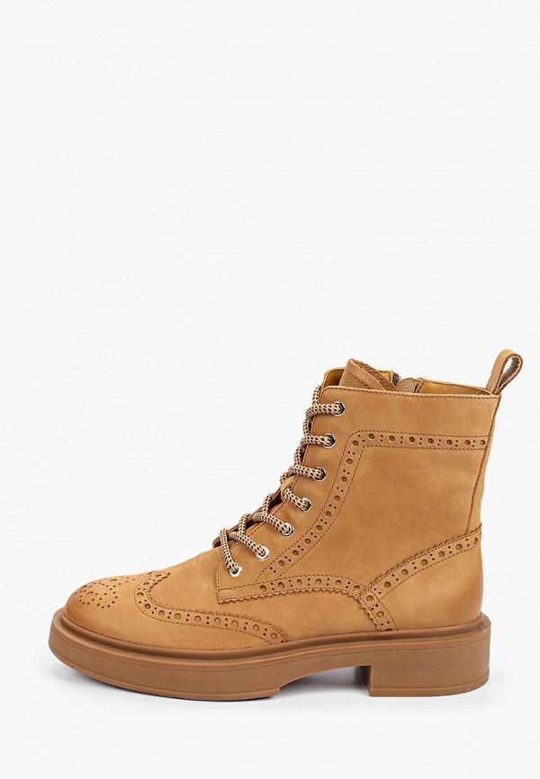 женские высокие ботинки vitacci