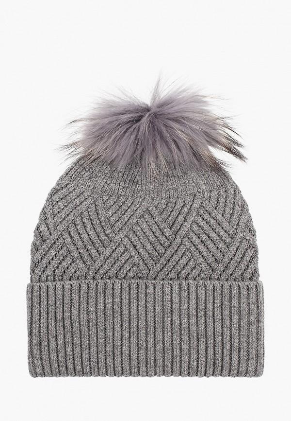 женская шапка vitacci