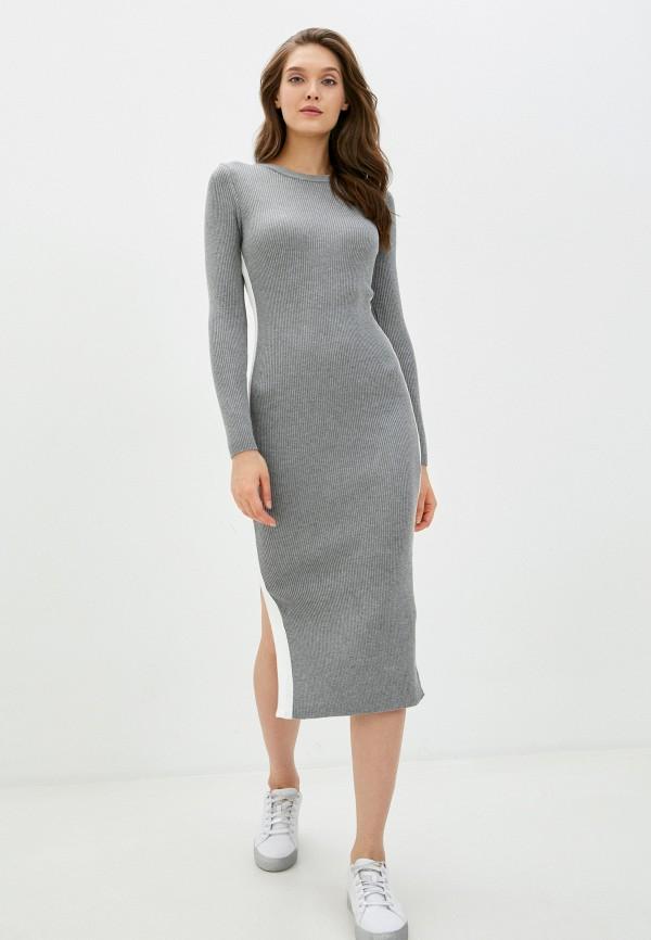 Платье Grafinia серого цвета