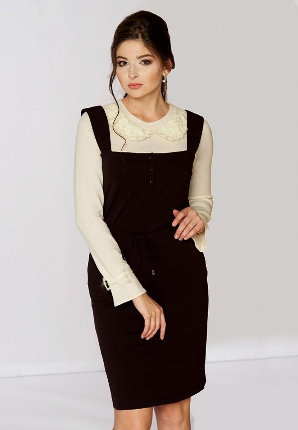 Купить Платье Ано, MP002XW1C5SA, коричневый, Осень-зима 2017/2018