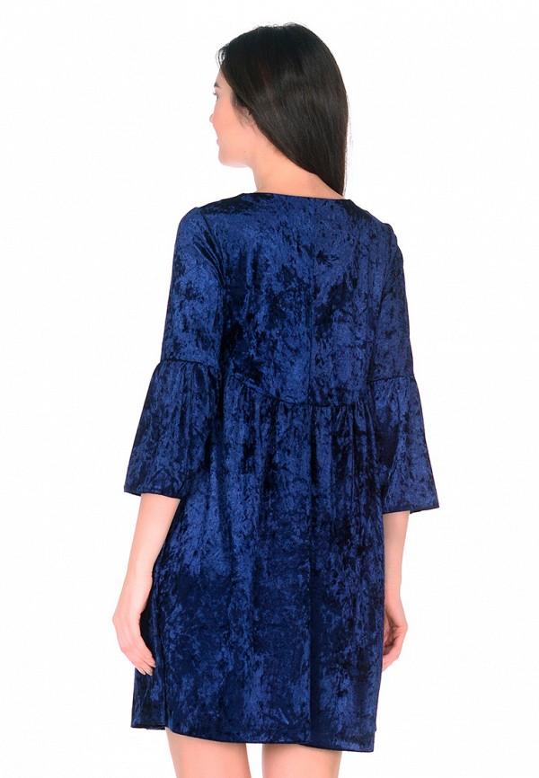 Платье Мама Мила цвет синий  Фото 3