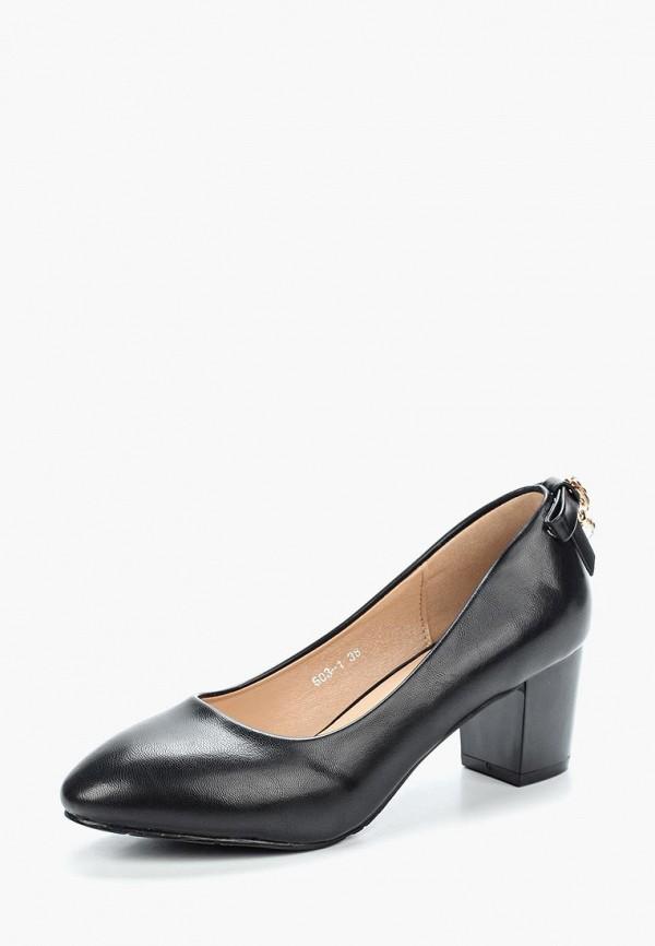 Купить Туфли Vivian Royal, MP002XW1C8R4, черный, Весна-лето 2018