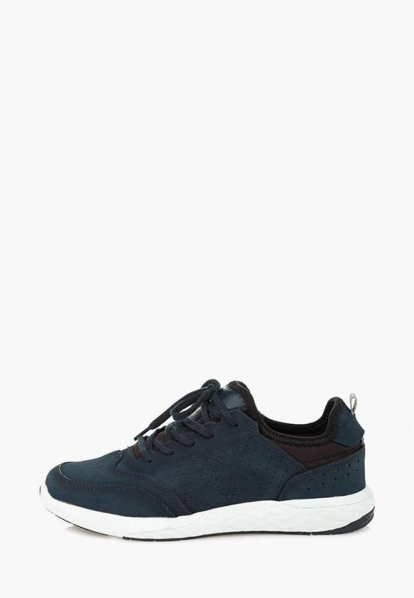 женские кроссовки hummel, синие