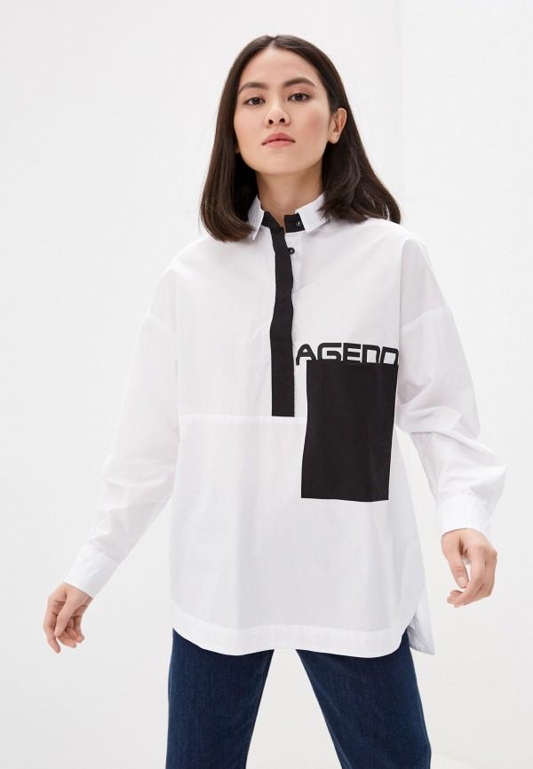 Рубашка Agenda MP002XW1CQ6IINS фото
