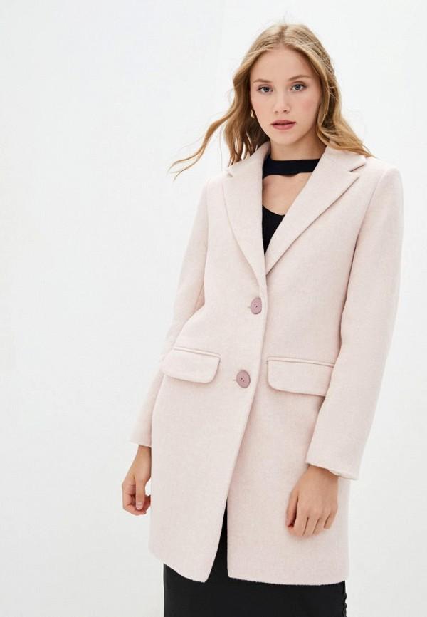 женское пальто jhiva, розовое