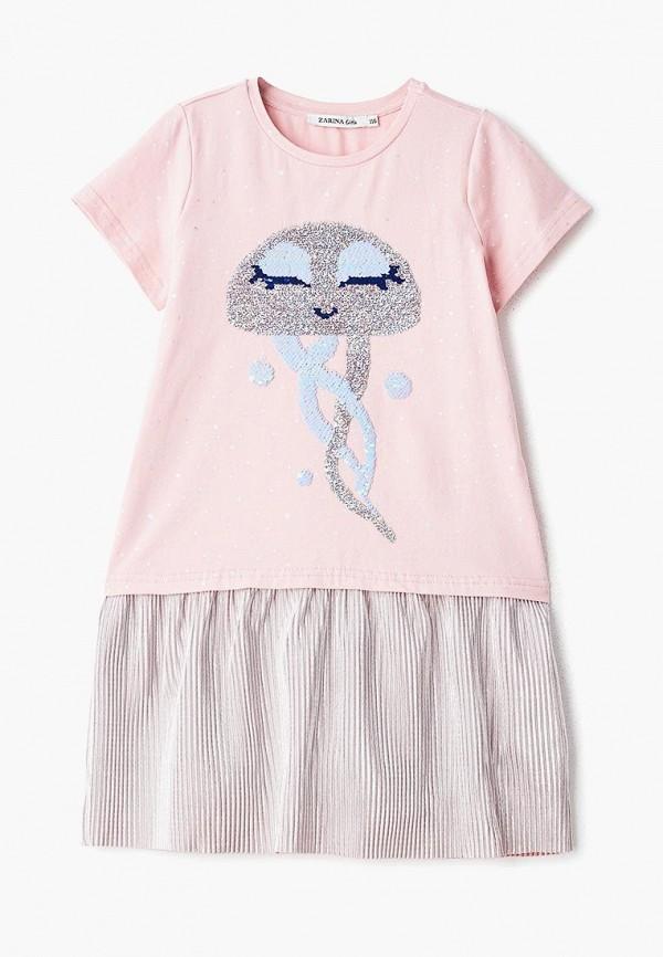 Платье Zarina Zarina MP002XW1CQHH блузка женская zarina цвет розовый 8224507407094 размер xl 50