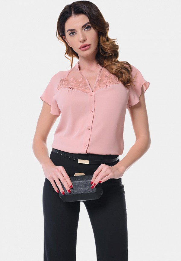 Блуза Genevie Genevie MP002XW1CQKX блуза genevie genevie mp002xw1cqkz