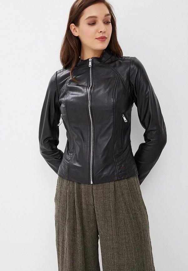 купить Куртка кожаная La Reine Blanche La Reine Blanche MP002XW1CROD по цене 9990 рублей