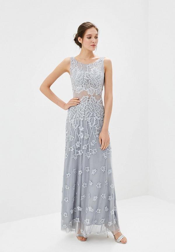 Купить Платье X'Zotic, mp002xw1crp2, серый, Осень-зима 2018/2019