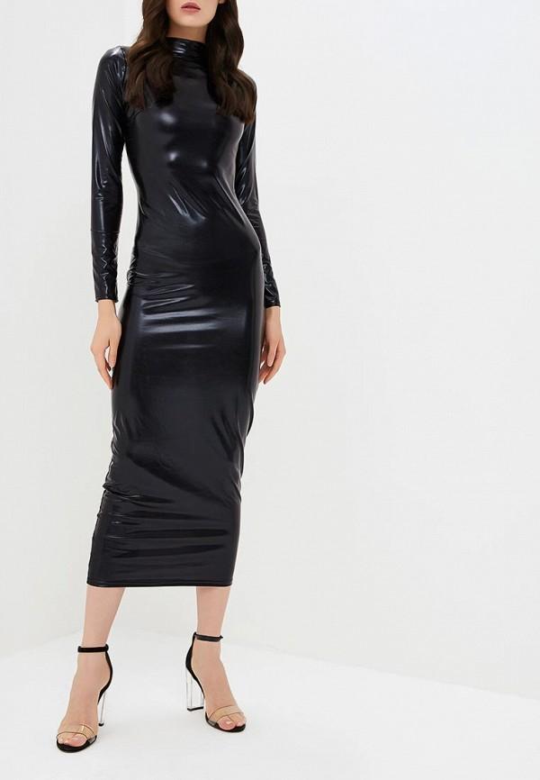 Купить Платье Demoniq, mp002xw1crsm, черный, Осень-зима 2018/2019
