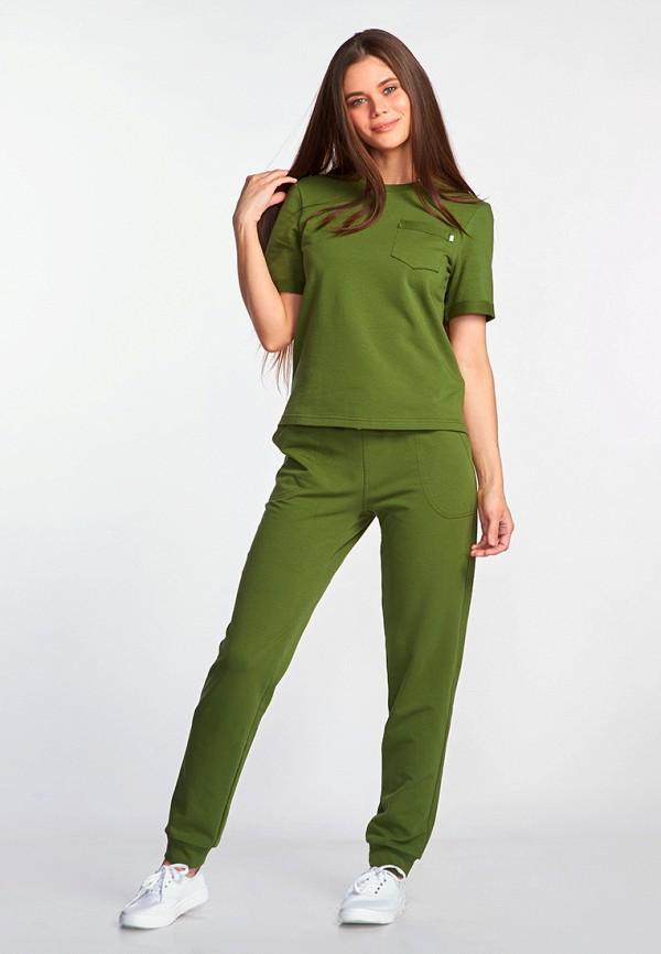 женский спортивные спортивный костюм xarizmas, зеленый