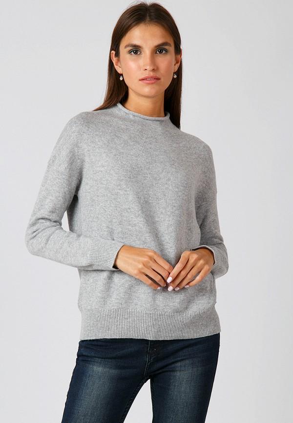 Купить Джемпер Finn Flare, MP002XW1CS9C, серый, Осень-зима 2018/2019