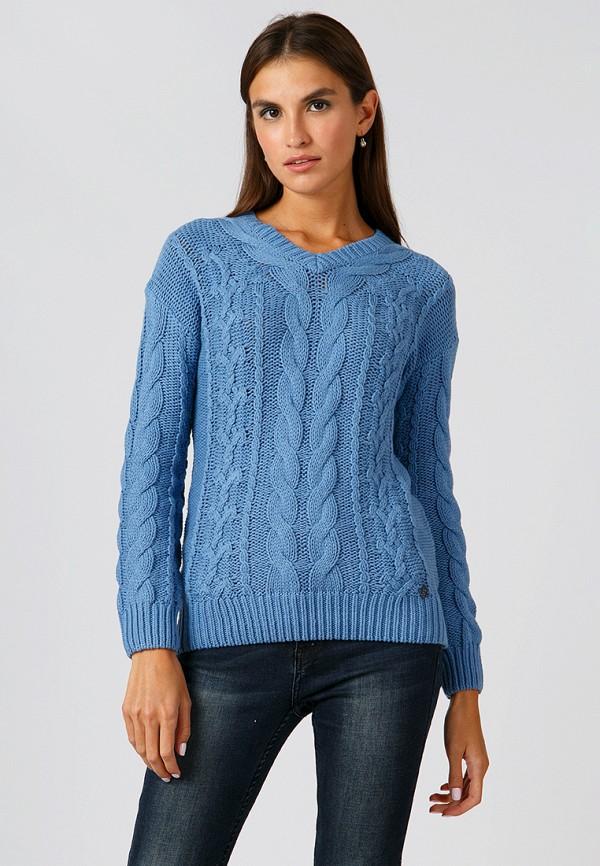 Купить Пуловер Finn Flare, MP002XW1CS9R, синий, Осень-зима 2018/2019