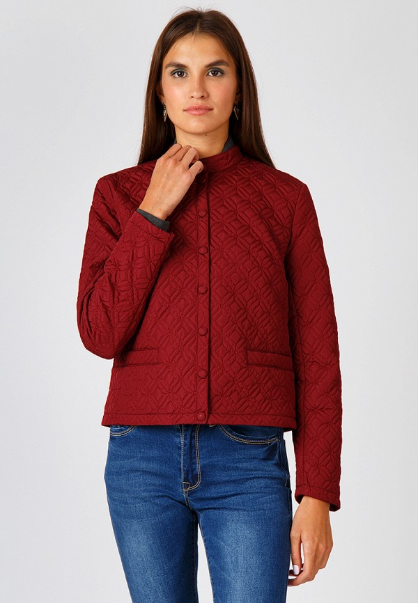 Купить Куртка утепленная Finn Flare, MP002XW1CSA1, бордовый, Осень-зима 2018/2019