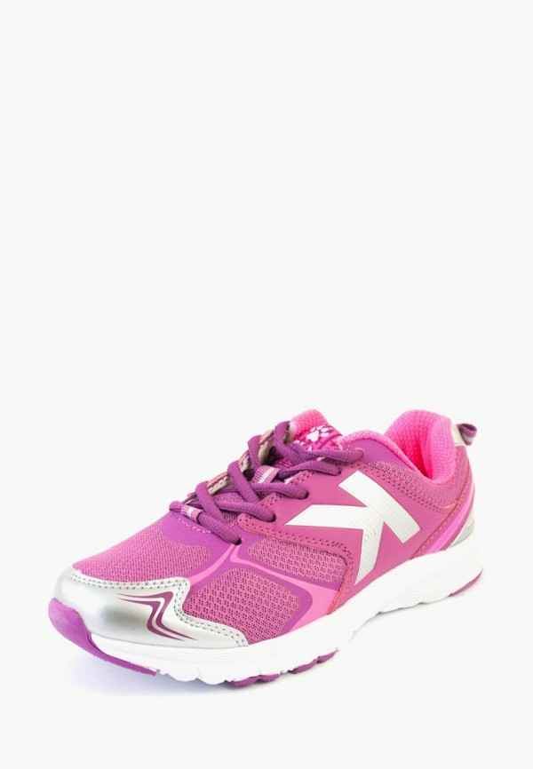 женские кроссовки kelme, розовые