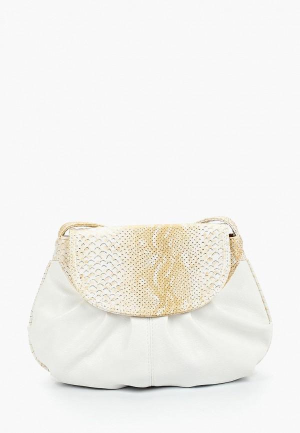 Фото - Женскую сумку Antan белого цвета