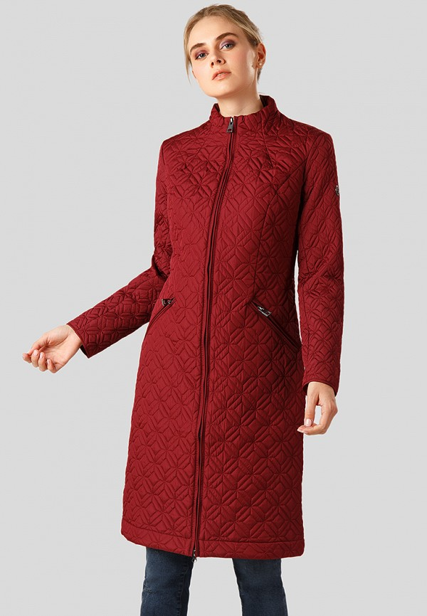 Купить Куртка утепленная Finn Flare, MP002XW1CSMV, бордовый, Осень-зима 2018/2019
