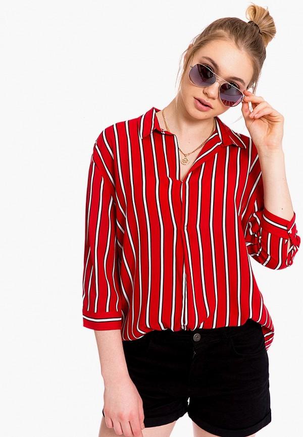 Блуза LC Waikiki цвет красный