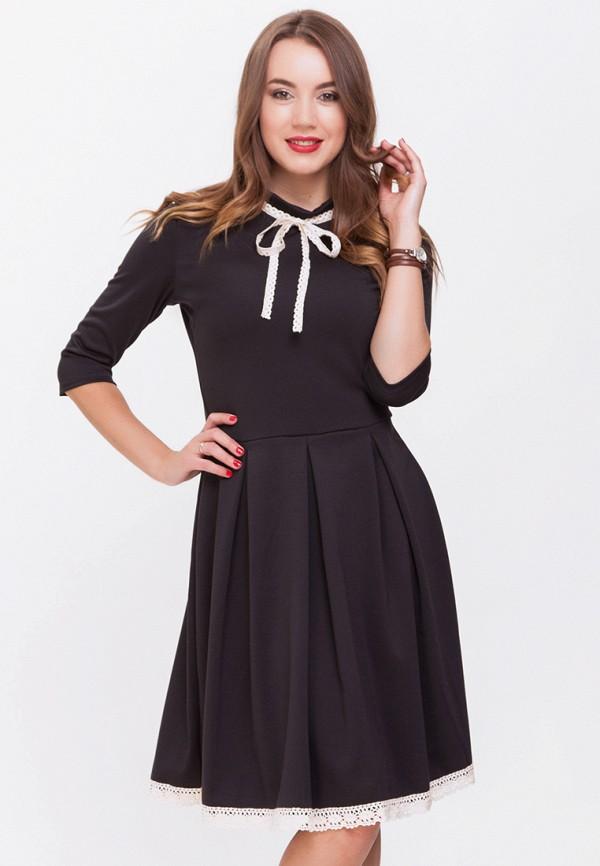 женское повседневные платье xarizmas, черное