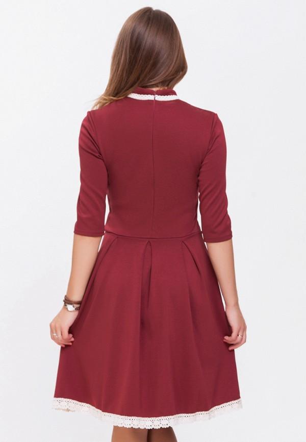 Платье Xarizmas цвет бордовый  Фото 3