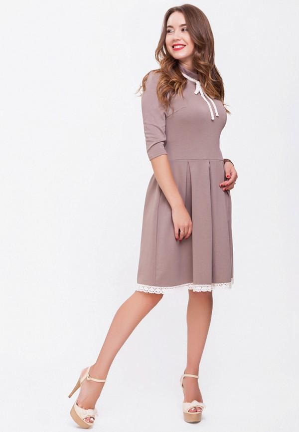 Платье Xarizmas цвет коричневый  Фото 2