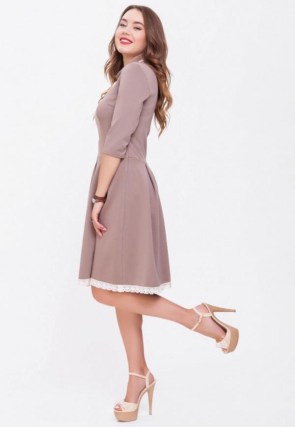 Платье Xarizmas цвет коричневый  Фото 4