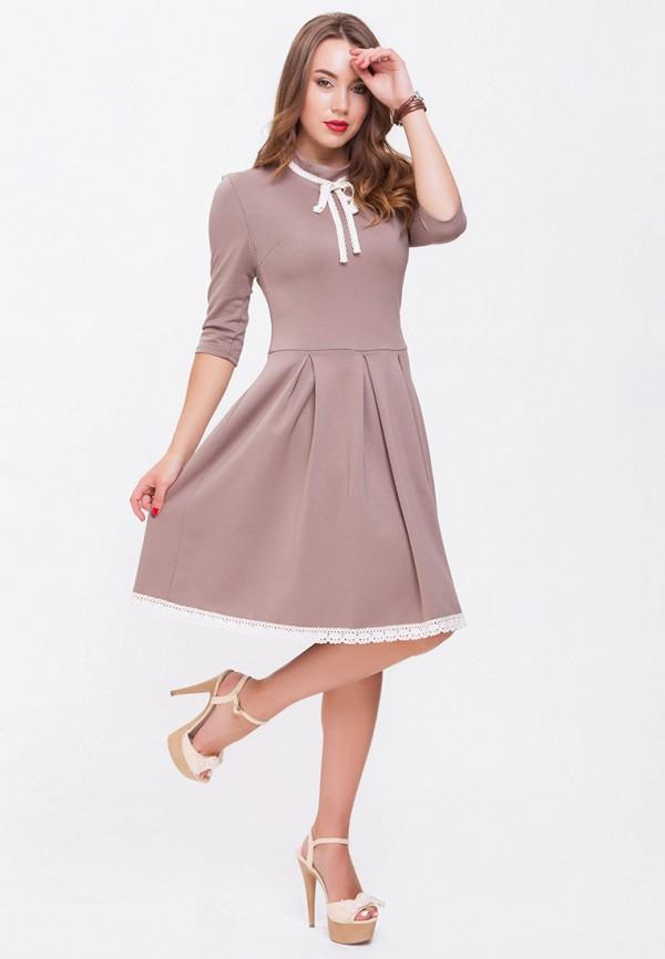 Платье Xarizmas цвет коричневый  Фото 6